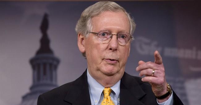 Senate majority leader seems safe for now after Boehner exit