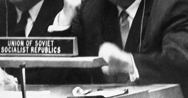 6 historic moments at the UN General Assembly