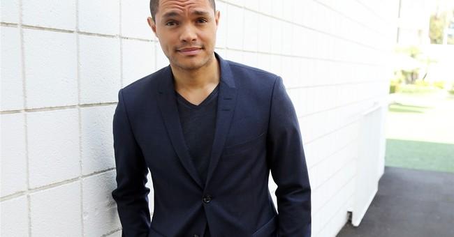 Noah takes over as 'Daily Show' host, praises Stewart