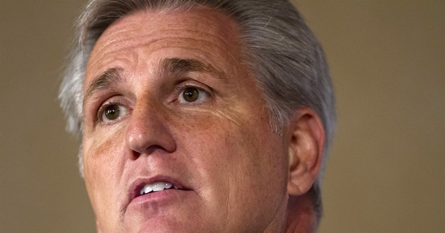 McCarthy calls for beefed-up US response against IS, Russia