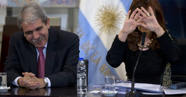 Argentine voters focused on economy, not corruption