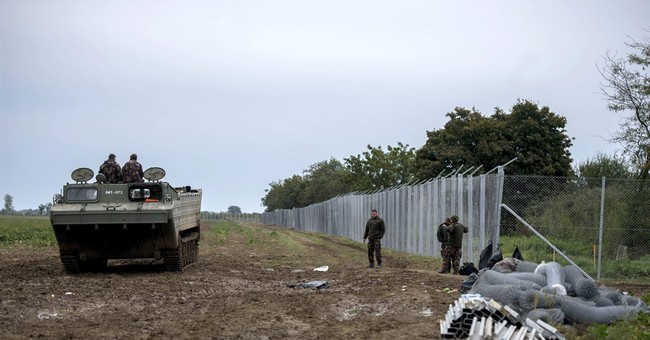 Croatian leader dismisses Hungary's plan to build fence