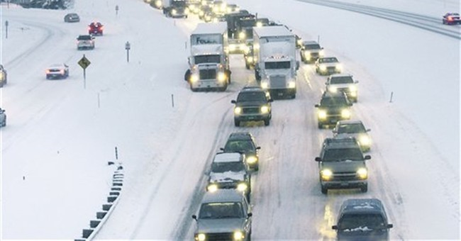 Colorado planning pricey toll lane for weekend ski traffic