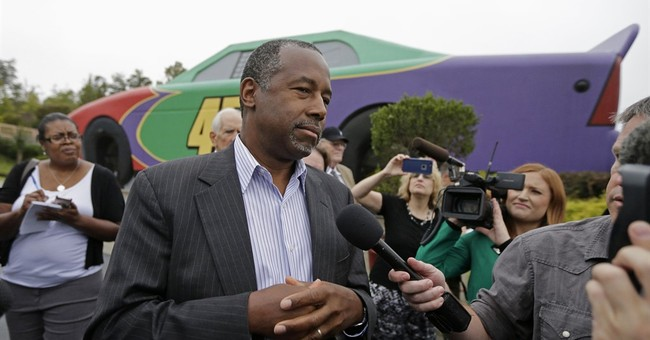 Carson to NASCAR: Confederate flag OK on private property
