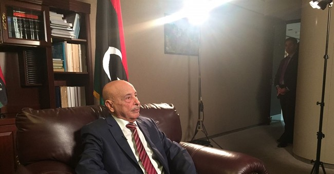 AP Interview: Libya says Parliament will go past deadline