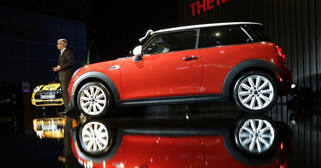US opens probe into BMW over Mini side crash test problems