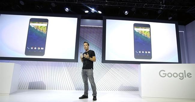 Google unveils Nexus phones with 'Marshmallow' flavor