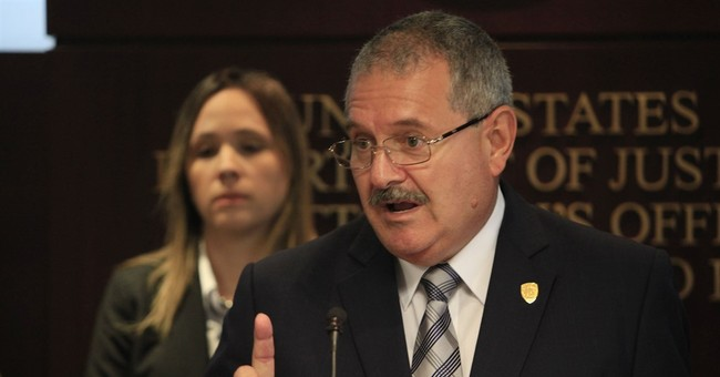 Puerto Rico vows to fight corrupt cops as frustration grows
