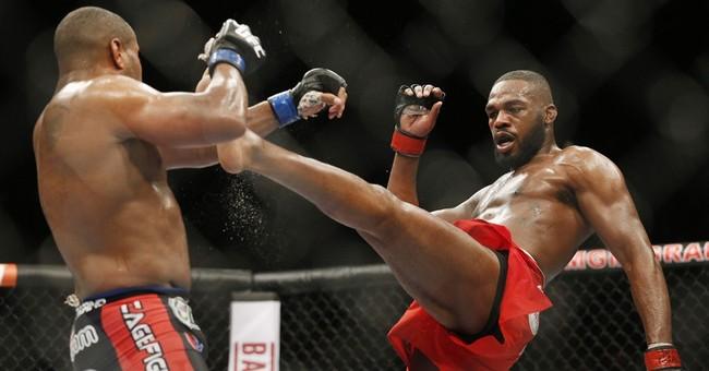 UFC champ 'Bones' Jones pleads guilty to leaving crash scene