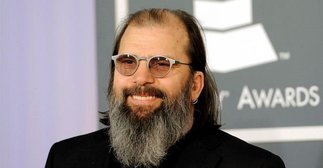 Earle says Southern voice key to protest song