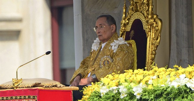 Thai royal palace says king recovers from lung infection