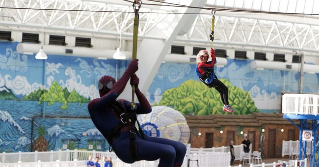 6 -year-old Canadian with cancer lives Spider-Man dream