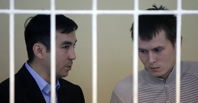Ukrainian court extends detention for 2 Russian servicemen