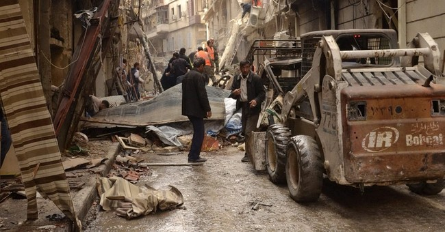 After ruinous war, Syria regions may go separate ways