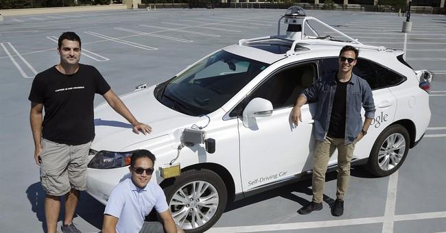 Google's driverless car drivers ride a career less traveled