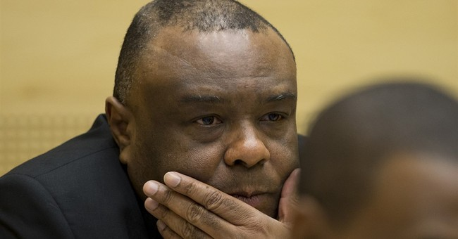 Former Congo vice president on trial for paying witnesses