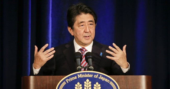 Abe: Japan ready to help refugees, but not take them in