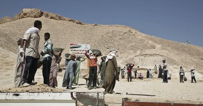 Egypt pledges fast work amid search for Nefertiti's tomb