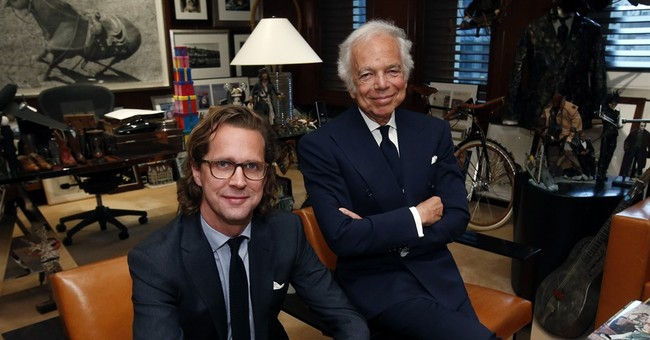 Ralph Lauren hands off CEO role to Old Navy executive