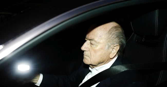 Adidas, Kia don't join US brands in demanding Blatter quits