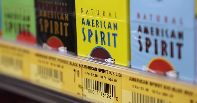 Reynolds American selling Natural American int'l rights