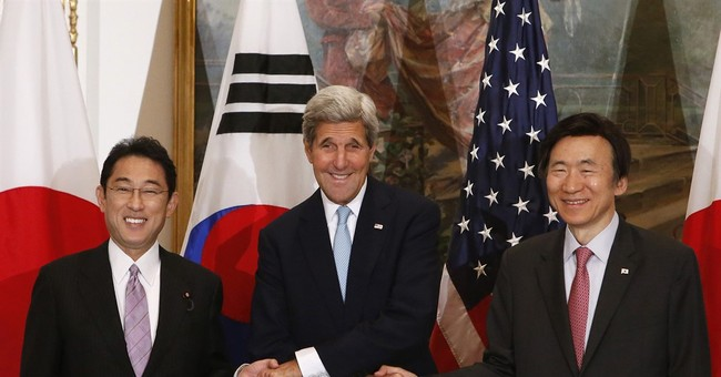 US, Japan, South Korea warn North Korea against provocations