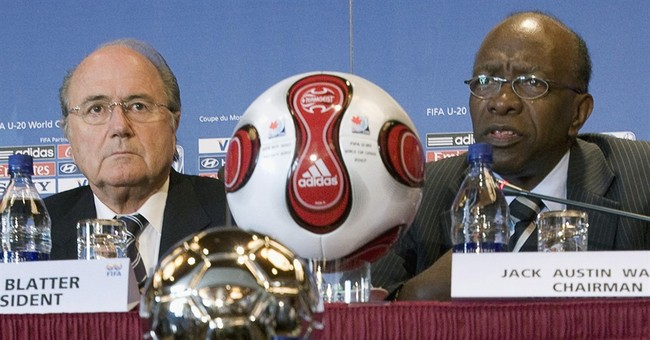 FIFA bans Blatter ally Warner for life over repeated bribery