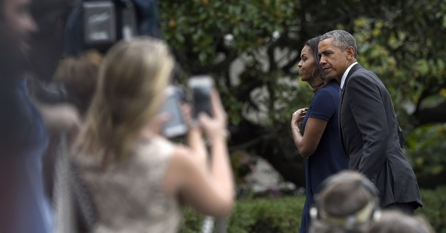 Obama thanks Secret Service for protecting world leaders