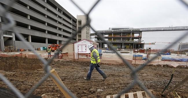 Congress OKs deal to finish over-budget Denver VA hospital