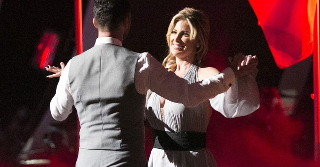 'Dancing with the Stars' requires grit, pain tolerance