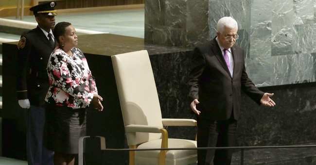 Abbas says Palestinians no longer bound by pacts with Israel