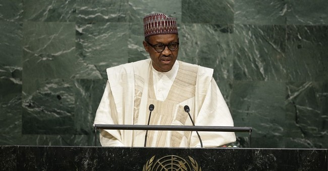 Nigerian president also plans to be oil minister