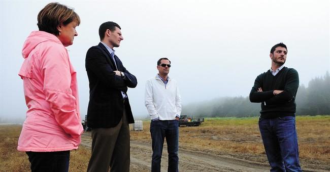 Liquefied gas port, pipeline get environmental OK in Oregon