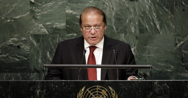 At UN, Pakistan PM proposes peace initiative with India