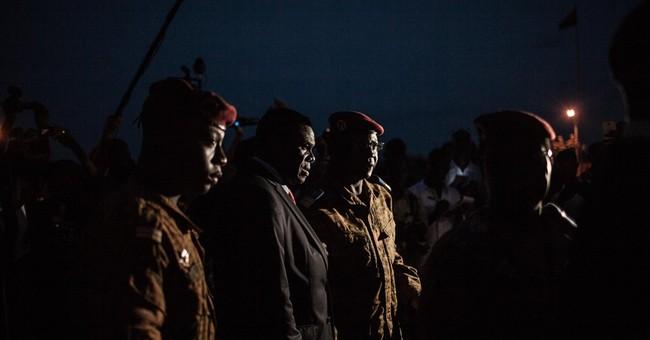 Burkina Faso coup leader in custody