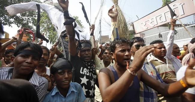 India resumes sending food, fuel to shortage-stricken Nepal