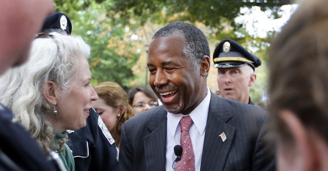 APNewsBreak: Carson raises $20M for '16 bid in past 3 months