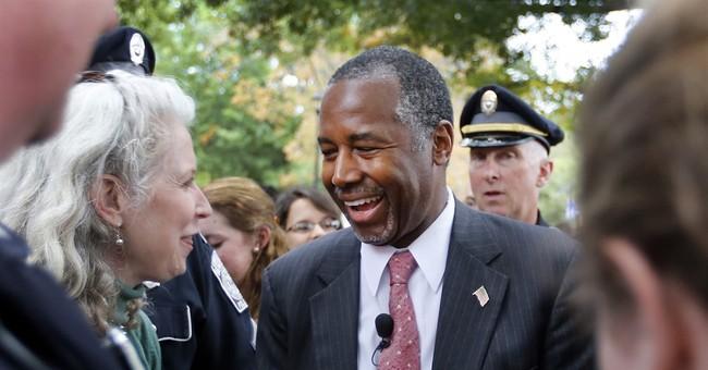 Carson raising millions to become '16 fundraising juggernaut