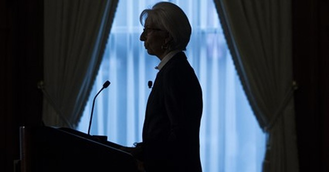 IMF chief says global economy likely to be weaker this year