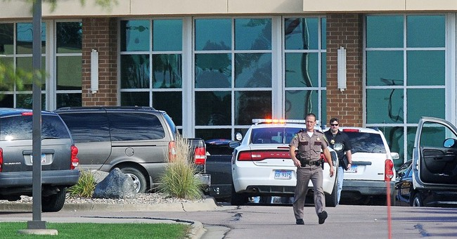 S. Dakota high school principal shot, wounded; students safe