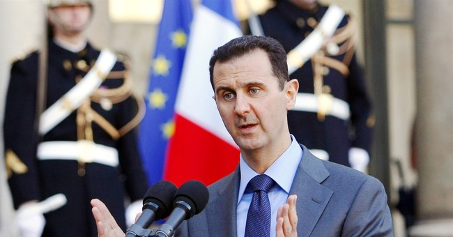 France investigates alleged crimes against humanity by Assad