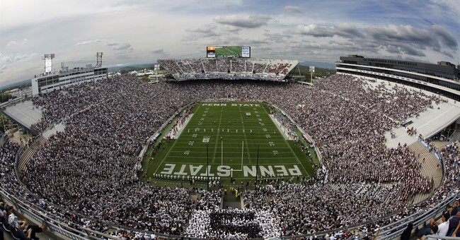 APNewsBreak: Penn St. seeks improvement options for stadium