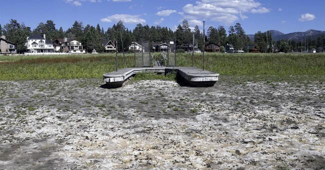 California meets water savings target for third month