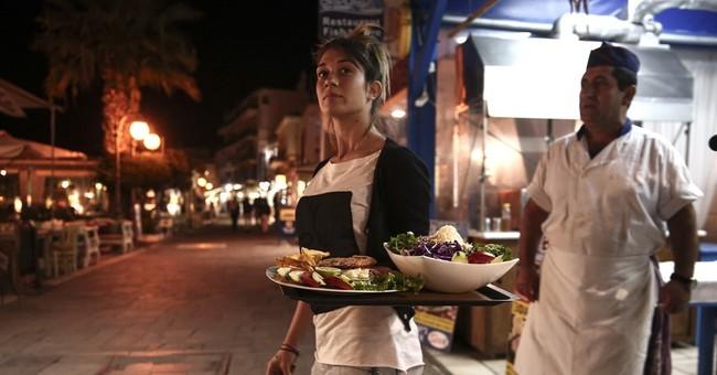 6 Greek islands lose sales tax break
