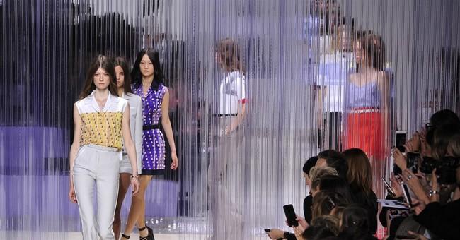 Kendall Jenner steals Balmain as Rihanna arrives in Paris
