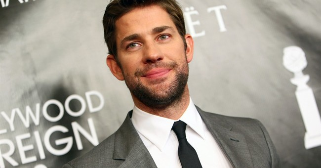John Krasinski to star in off-Broadway play this spring