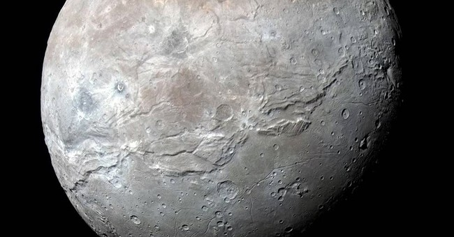 NASA releases best photos yet of Pluto's jumbo moon, Charon