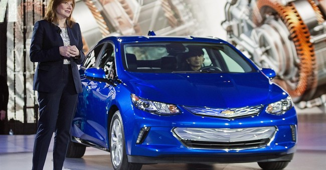 GM warns the Valley: Prepare to compete over driverless cars