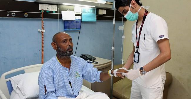 Saudi hajj disaster toll rises higher with Iran's 465 dead