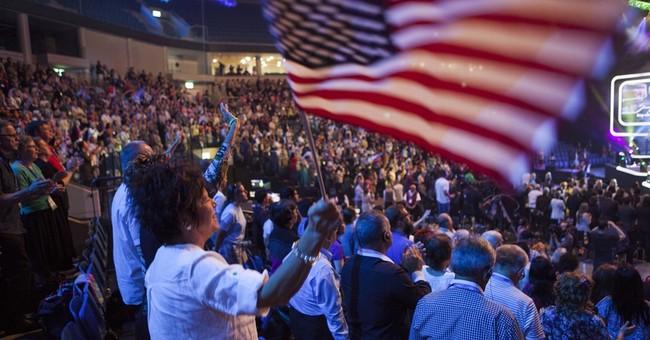 Christian evangelicals in Jerusalem show love for Israel